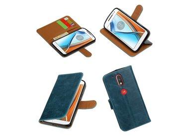 Motorola Moto G4 Bookstyle Hoesjes