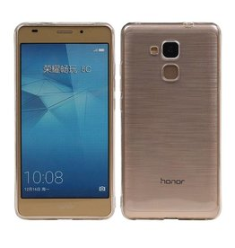 Transparent TPU Hoesje voor Huawei Asend Mate 8 Ultra-thin