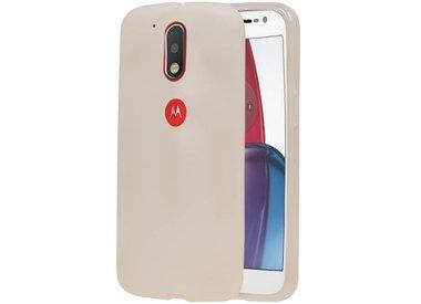 Motorola Moto E3 TPU / Siliconen Hoesjes