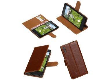Sony Xperia M4 Aqua Bookstyle Hoesjes