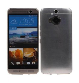 Transparent TPU Hoesje voor HTC One M9 Ultra-thin