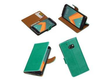 HTC One E9 Plus Bookstyle Hoesjes