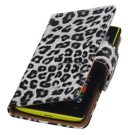 Chita Bookstyle Hoesje voor Nokia Lumia 520 Wit