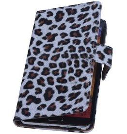 Chita Bookstyle Hoesje voor Nokia Lumia 520 Bruin