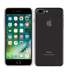 Transparant TPU Hoesje voor iPhone 7 Plus / 8 Plus Ultra-thin