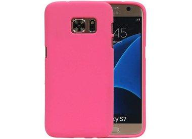 Samsung Galaxy J7 Max TPU / Siliconen Hoesjes