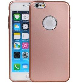 Design TPU Hoesje voor iPhone 6 / 6s Plus Roze