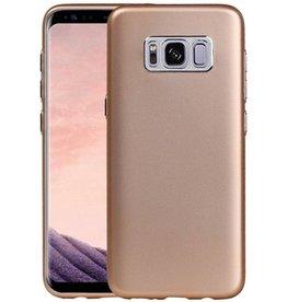 Design TPU Hoesje voor Galaxy S8 Goud