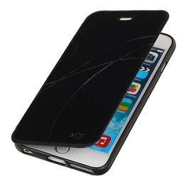 Easy Booktype hoesje voor iPhone 6 Plus Zwart