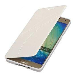 Easy Booktype hoesje voor Galaxy A7 Wit