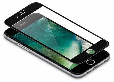 iPhone 8 TPU & Siliconen & Glas