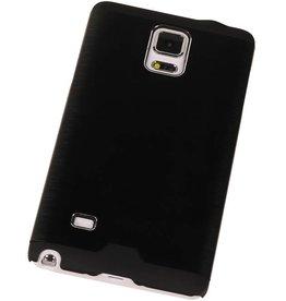 Lichte Aluminium Hardcase voor Galaxy Note 3 Neo Zwart