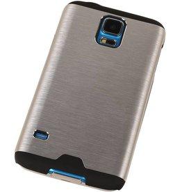 Lichte Aluminium Hardcase voor Galaxy A5 Zilver