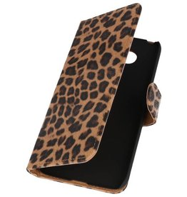 Luipaard Bookstyle Wallet Case Hoes voor LG G5 Chita
