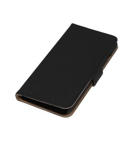 Bookstyle Hoes voor Galaxy Star Pro S7262 Zwart
