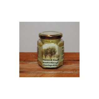 Mosterdmakerij de Braakhekke Mosterdmayonaise honing/dille – 250 gram