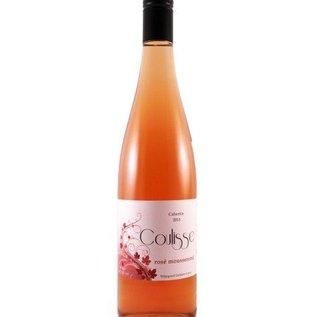 Wijngoed Gelders Laren Coulisse Rosé Mousserend (prosecco), Cabertin 2013