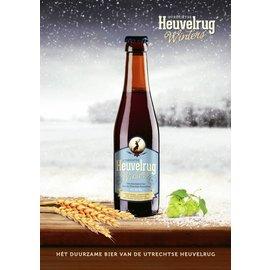 Utrechtse Heuvelrug Bier Winters Speciaal bier 0,25 cl (tarwe tripel)