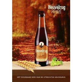 Utrechtse Heuvelrug Bier Herfst Bock Speciaal bier 0,25 cl (Medium zoet)