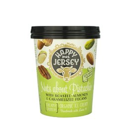 HAPPY MRS. JERSEY Nuts About Pistachio 480 ml
