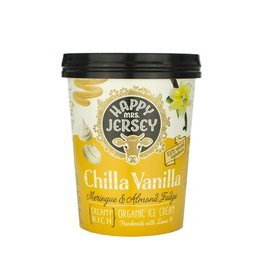 HAPPY MRS. JERSEY Chilla Vanilla 480 ML