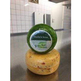 Kaasboerderij Castelijn Pesto kaas 500 gram