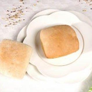 Bakkerij Bartels BIO Italiaanse bonk wit 4st.