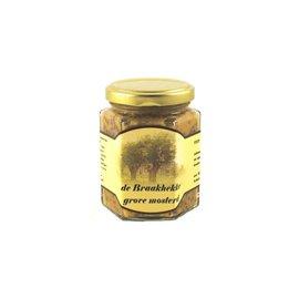 Mosterdmakerij de Braakhekke Mosterd grof – 250 gram