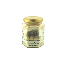 Mosterdmakerij de Braakhekke Mosterdmayonaise knoflook – 250 gram