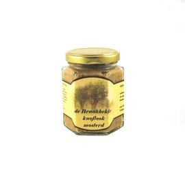 Mosterdmakerij de Braakhekke Mosterd knoflook – 250 gram