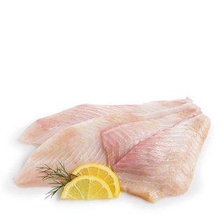 my seafood Tarbot uit de Noordzee - 340 gram - panklaar -schoongemaakt