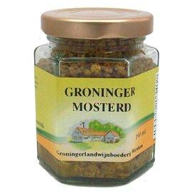 Grootmoeders Keuken Scherpe mosterd 190 ml