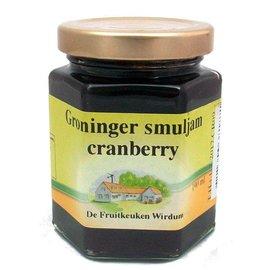 Grootmoeders Keuken Cranberry confiture 190 ml