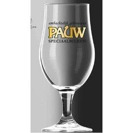 Pauw Speciaalbier Pauw Bierglas