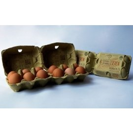 Noaber Eieren Noaber Eieren, Scharrel, Klasse L 6 stuks