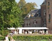 Zondag 25 september Trots Kasteel Doorwerth bij Arnhem