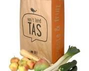 BIO groente & fruit tassen