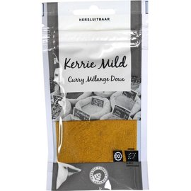 Proef Kerrie Engelse (Organic Flavour Company)