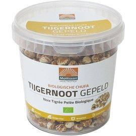 Proef Tijgernoot gepeld (Mattisson)
