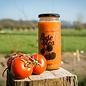 Boer aan Tafel Tomatensoep; de rode blos