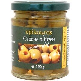 Proef Groene olijven pitloos (Epikouros)