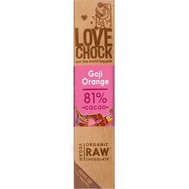 Proef RAW chocolate goji/orange