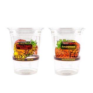 Fresh Fruit Express Verse Smoothies FFE Smoothie Beker 400 ml stuks