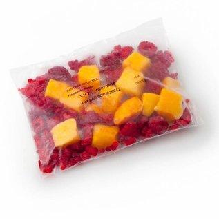 Fresh Fruit Express Verse Smoothies Biologische Fantasy Smoothie Fruitmix frambozen mango 150 g