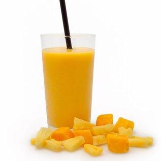 Fresh Fruit Express Verse Smoothies Biologische Sunshine Smoothie Fruitmix ananas-mango 150 g