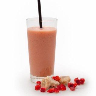 Fresh Fruit Express Verse Smoothies Biologische Tropical Smoothie Fruitmix aardbeien - banaan 150 g