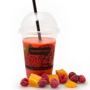 Fresh Fruit Express Verse Smoothies Fantasy Smoothie Fruitmix frambozen mango 150 g