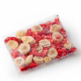 Fresh Fruit Express Verse Smoothies Tropical Smoothie Fruitmix aardbeien - banaan 150 g