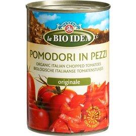 MyGoodFoodShop Tomatenstukjes in blik