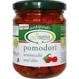 Proef Halfgedroogde tomaten in olie